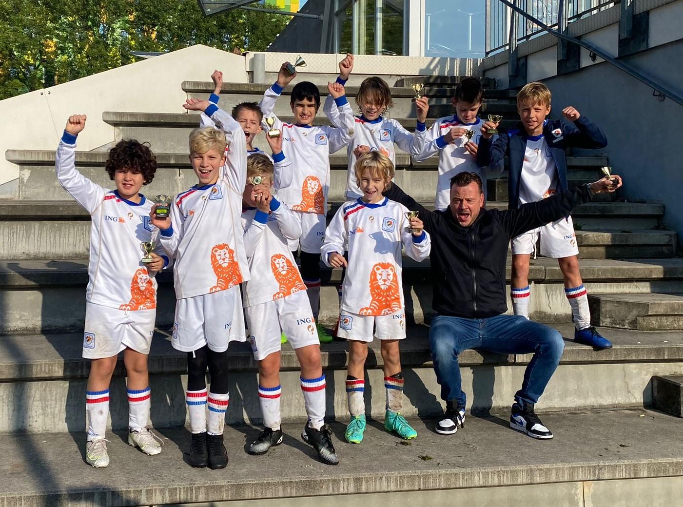 Van de jeugdcommissie - Kampioenen en nieuwe competitieindeling