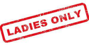LADIES ONLY bij FC BREUKELEN!!